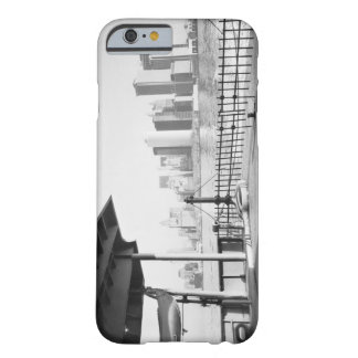 USA NEW YORK: New York City fäller ned Manhattan Barely There iPhone 6 Fodral