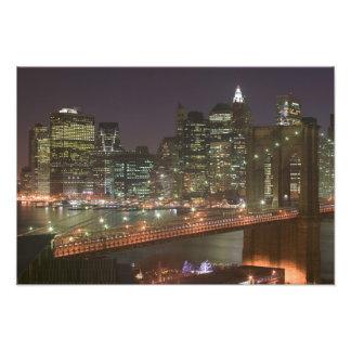 USA New York, New York City, Manhattan: 11 Konstfoto