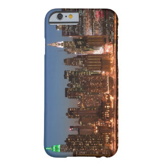 USA New York, New York City, Manhattan: Antenn Barely There iPhone 6 Skal