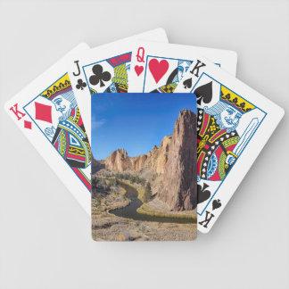 USA Oregon, smedstendelstatspark Spelkort