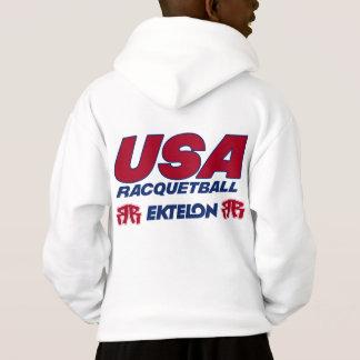 USA racquetballen lurar hoodien T Shirts