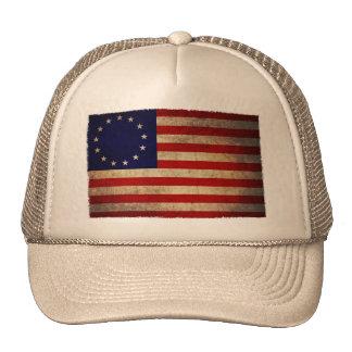 USA revolutionflagga Keps
