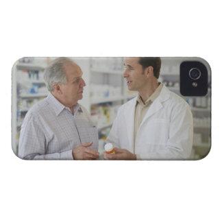 USA som är ny - jersey, Jersey City, Pharmacist Case-Mate iPhone 4 Fodral