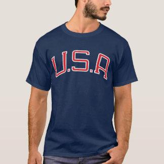 USA T skjorta T Shirt