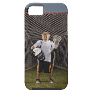 USA Utah, Provo, porträtt av junior (6-7) iPhone 5 Case-Mate Skal