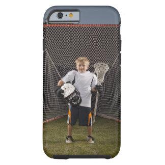 USA Utah, Provo, porträtt av junior (6-7) Tough iPhone 6 Fodral