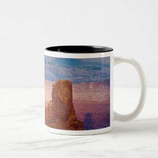 USA Utah. Sceniskt av LaSalberg från Dead Två-Tonad Mugg