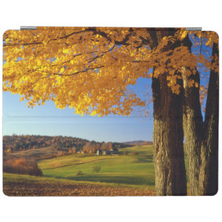 USA Vermont. Lantgård sceniska Near södra iPad Skydd