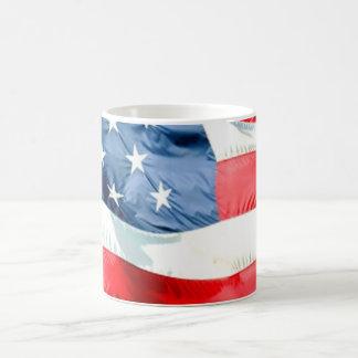 USA VIT MUGG