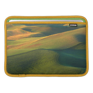 USA Washington, Palouse, Whitman County MacBook Sleeve