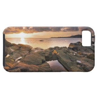 USA Washington, San Juan öar.  Dramatiska 2 iPhone 5 Case-Mate Fodraler