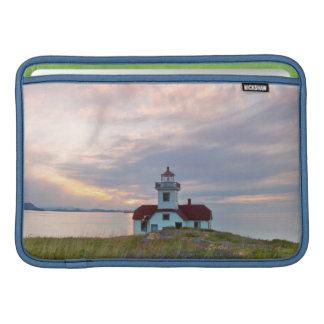 USA Washington, San Juan öar. Solnedgång Sleeve För MacBook Air