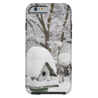 USA Washington, Seabeck. Närbild av fågelhuset Tough iPhone 6 Case