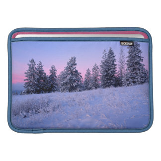 USA Washington, Spokane County, Browne berg MacBook Sleeve