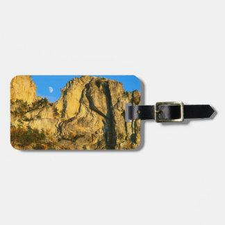 USA West Virginia, Spruce Knopp-Seneca stenar 2 Bagagebricka