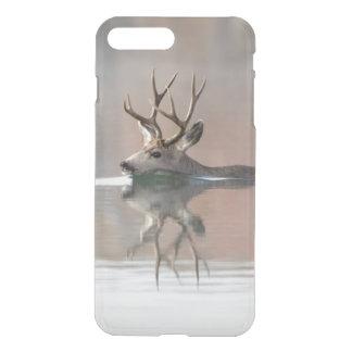 USA Wyoming, sjö för simning för bock för iPhone 7 Plus Skal