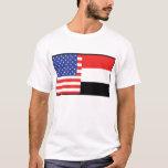 USA/Yemen Tee Shirt
