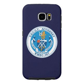 "USCGC ""marinblåa "" Acushnet WMEC-167, Galaxy S5 Case"