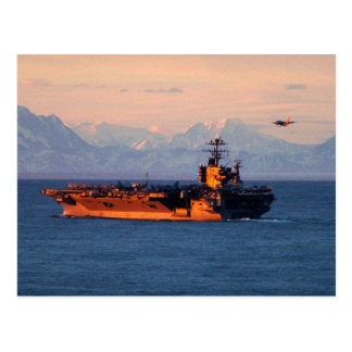 USS John C. Stennis (CVN 74) Vykort