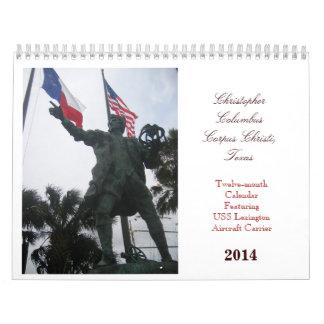 USS Lexington Kalender