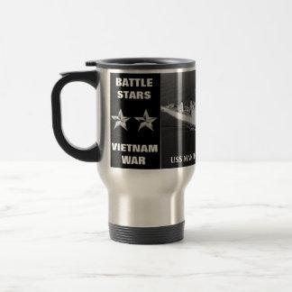 USS Manitowoc (LST-1180) Kaffe Mugg