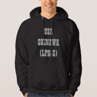 USS OKINAWA (LPH-3) SWEATSHIRT