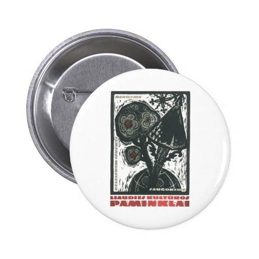 USSR CCCP kalla krigetsovjet - facklig propaganda  Pins