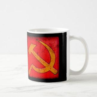 USSR kommunism bultar & skäraGrungemuggen Kaffemugg
