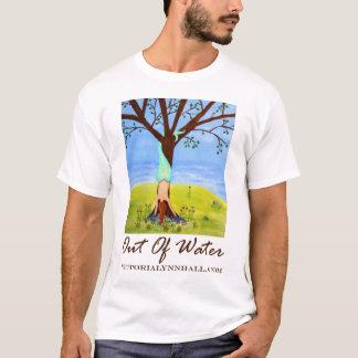 """""""Ut ur T-tröja för Promo för vatten"""" T Shirts"""