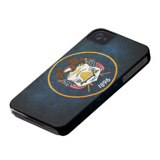 Utah flagga iPhone 4 cases