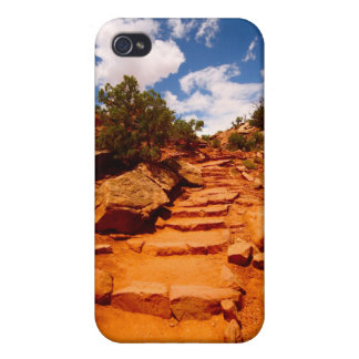 Utah naturlig trappa iPhone 4 cover