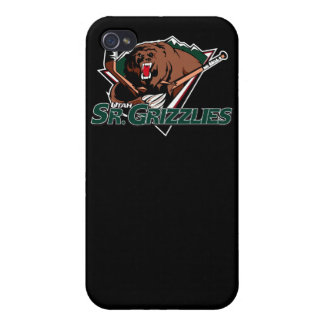 Utah Sr. Grizzliesiphone case iPhone 4 Cover