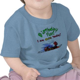 Utbilda 1st födelsedagTshirts och gåvor T-shirts
