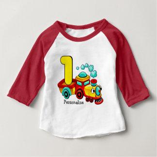 Utbilda den 1st födelsedaganpassningsbar tshirts