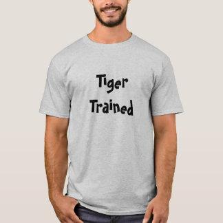 Utbildad tiger tee shirts