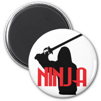 Utbildade Ninja Magnet