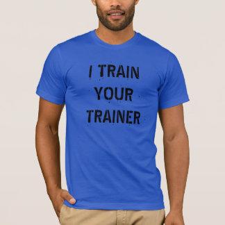 """""""Utbildar jag t-skjortan för din instruktör"""" T-shirt"""