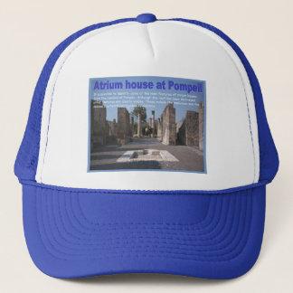 Utbildning historia, Romans, Atriumhus, Pompeii Keps