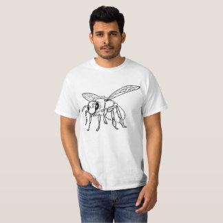 Utdraget bi t-shirt
