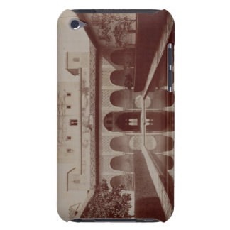 Uteplats de los Arrayanes, Alhambra, c.1875-80 Case-Mate iPod Touch Skydd