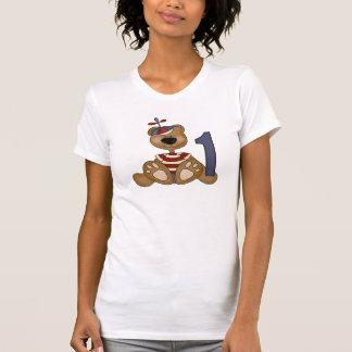 Uthärda lite den 1st födelsedagen tee shirts