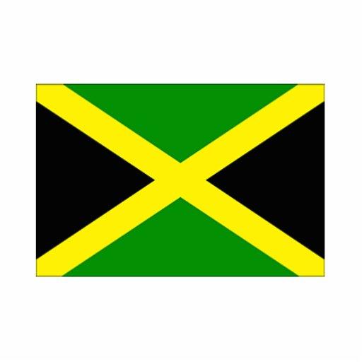 Utklipp för Jamaica flaggafoto Photo Cutouts