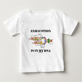 Utmattning är i min DNA (DNA-replicationen) Tee Shirts