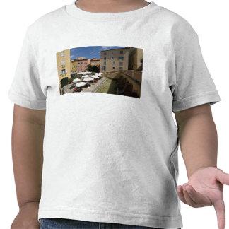 Utomhus- café ställe de l Eveche Grasse T Shirt