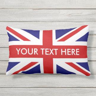 Utomhus- dekorativ kudde för brittisk facklig