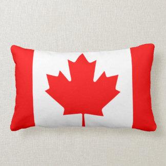 Utomhus- Kanada flaggapride som är inomhus eller, Prydnadskuddar