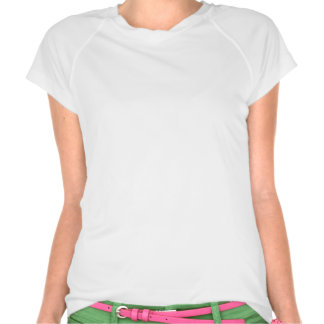 Utomhus- kvinna för travers kapacitet t shirt