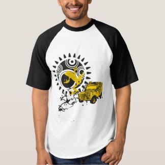 Utomhus- rolig skjorta tröja