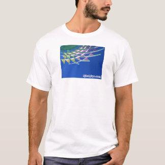 Utomhus- skulptur tee shirts