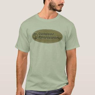 Utomhus- Sportsworld T-tröja T-shirts
